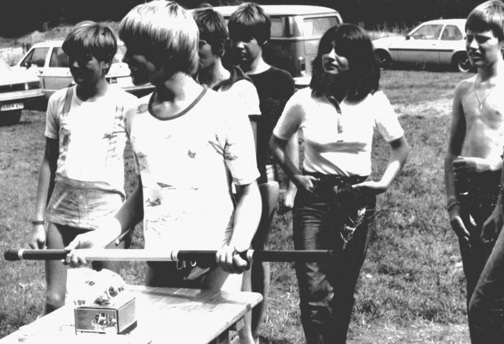 Jugendfahrt 1979