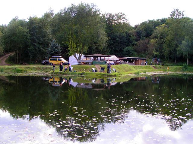 Jugendzeltlager 2007