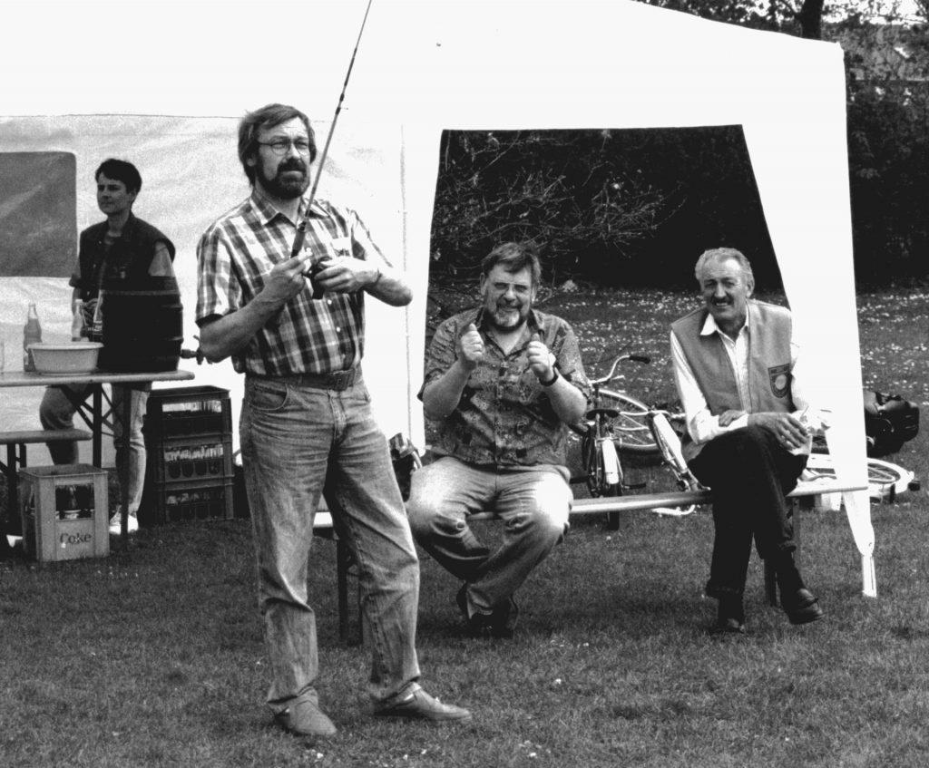 Casting Bezirksmeisterschaften 1994