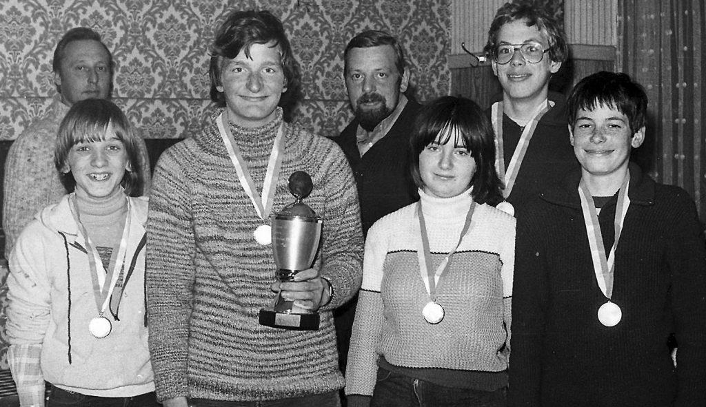 Jugendbezirksmeister 1979