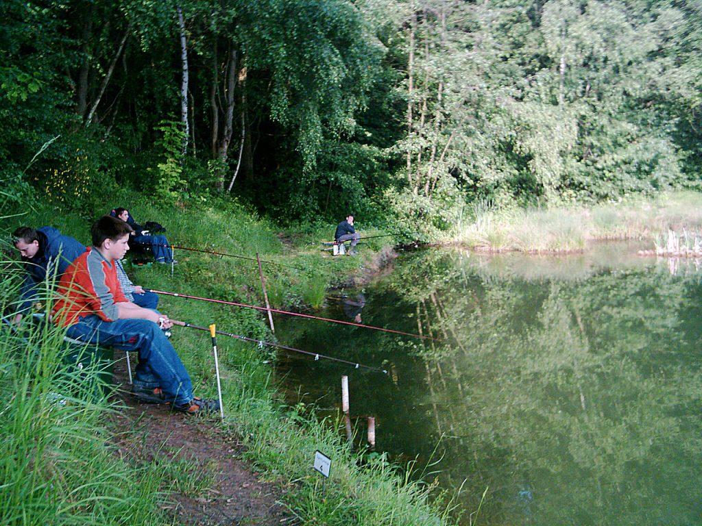 Jugendzeltlager 2007 Angeln am See