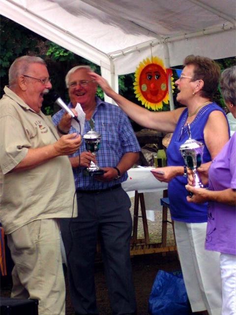 Seefest 2010 - Übergabe der Preise