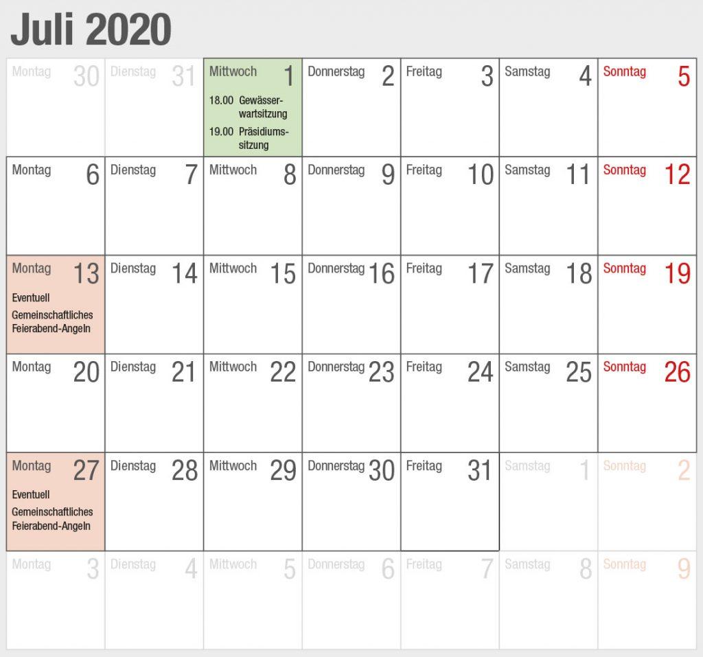 Kalender 2020-07