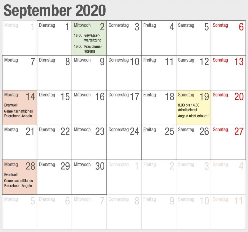 Kalender 2020-09
