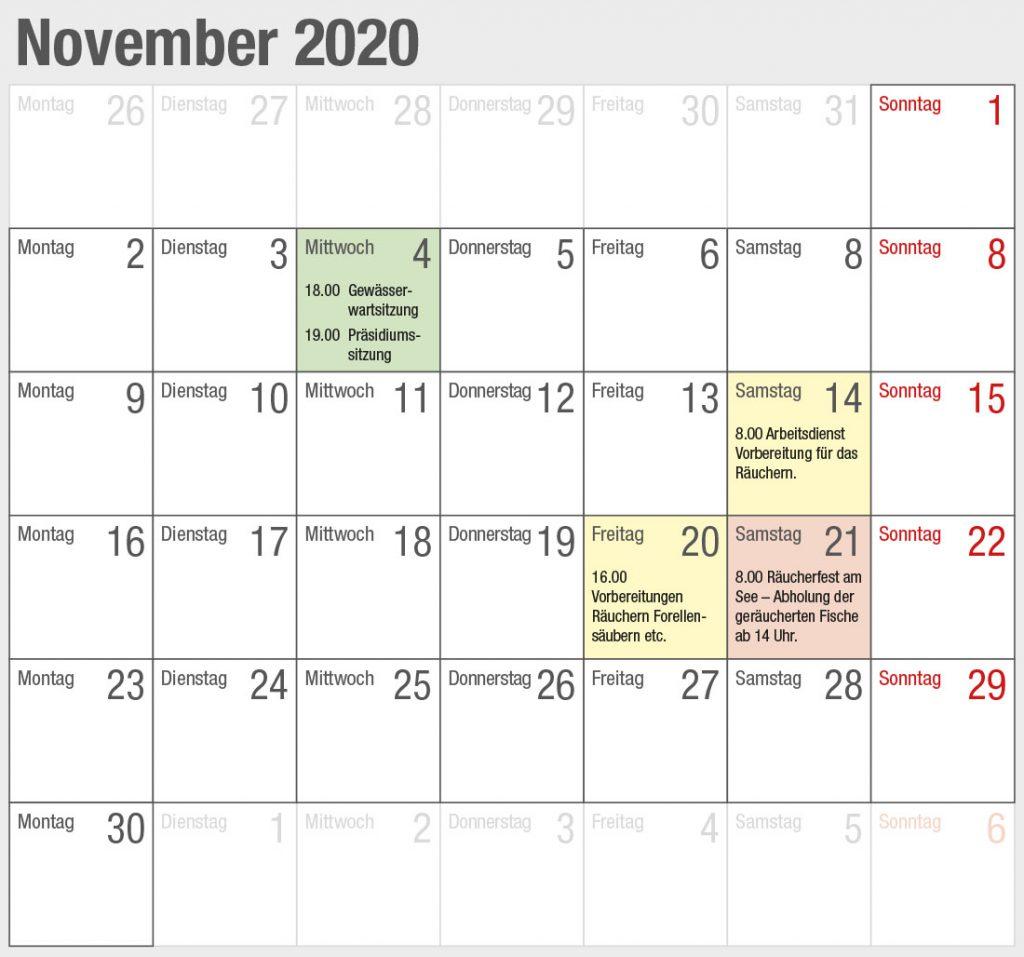 Kalender 2020-11